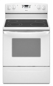 5.3 cu. ft. Self-Cleaning Electric Range