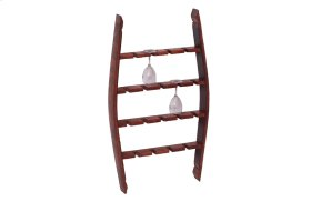 Collector's Glass Rack