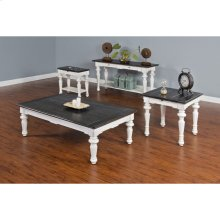 "European Cottage Sofa/console Table 54"" X 18"" X 29""h"