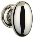 Interior Traditional Knob Latchset - Solid Brass in US10B (Oil-rubbed Bronze, Lacquered) Product Image