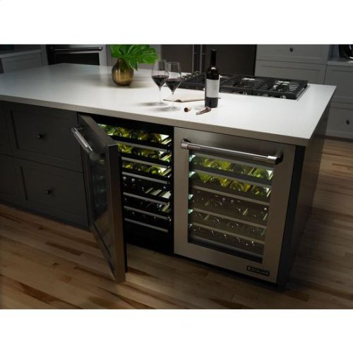 "Euro-Style 24"" Under Counter Wine Cellar"