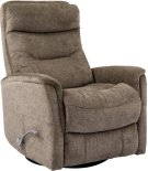 Gemini Heather Swivel Glider Recliner Product Image