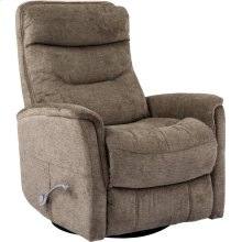 Gemini Heather Swivel Glider Recliner