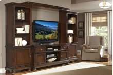 "62"" TV 4PC WALL UNIT"