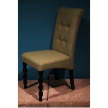 Corbett Green Parson Chair