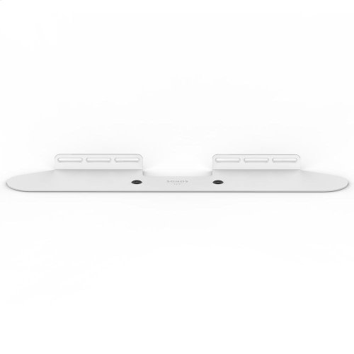 White- Easily and securely mounts Beam to your wall.