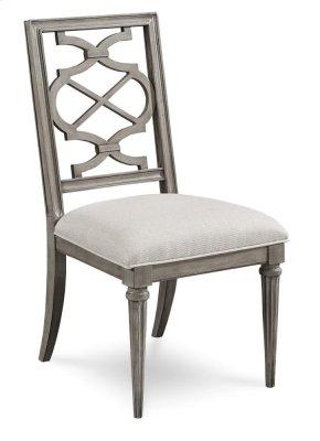 Morrissey Blake Side Chair Smoke