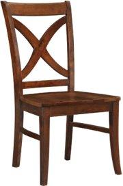 Salerno Chair Espresso Product Image