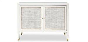 Atherton White Bar Cabinet