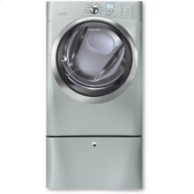 8.0 Cu. Ft. Electric Front Load Dryer with IQ-Touch Controls featuring Perfect Steam