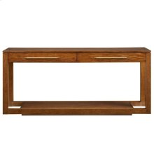 Panavista Floating Parsons Sideboard in Goldenrod