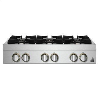 """36"""" RISE™ Gas Professional-Style Rangetop"""