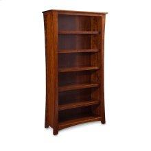 Loft Open Bookcase, Loft Open Bookcase, 4-Adjustable Shelves