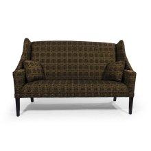 Sofa with Black Shaker Leg