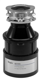 1/3 HP In-Sink Disposer Product Image
