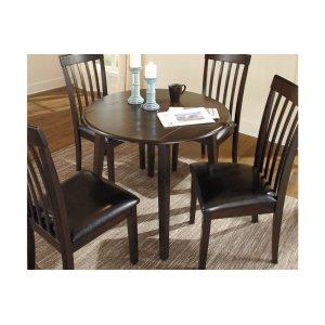 Ashley FurnitureSIGNATURE DESIGN BY ASHLERound DRM Drop Leaf Table