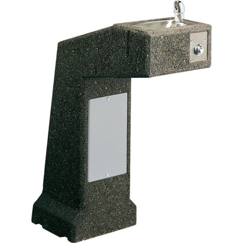 Elkay Outdoor Stone Fountain Pedestal Non-Filtered, Non-Refrigerated