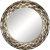 Additional Round Waves Mirror