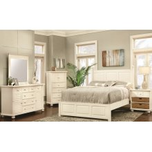 CF-1700 Bedroom  5 Piece Bedroom Set