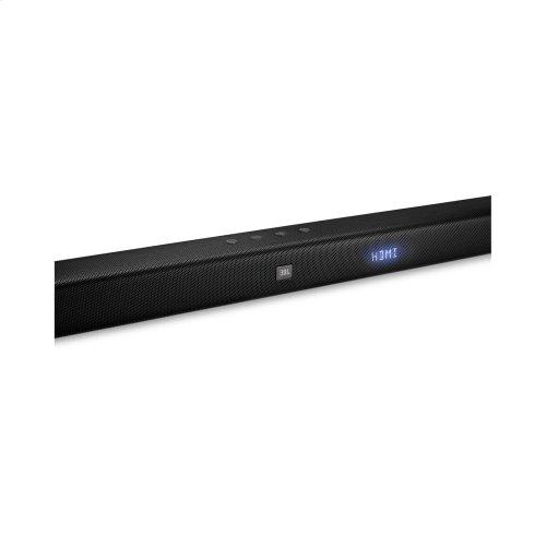 JBL Bar 2.1 2.1-Channel Soundbar with Wireless Subwoofer