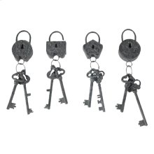S/4 Lock And Key Sets