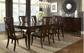 Laurel Heights 8pc Dining Set