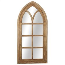 Arch Window Wall Mirror.