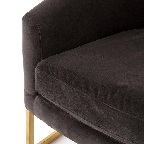 Bella Smoke Cover Corbin Chair