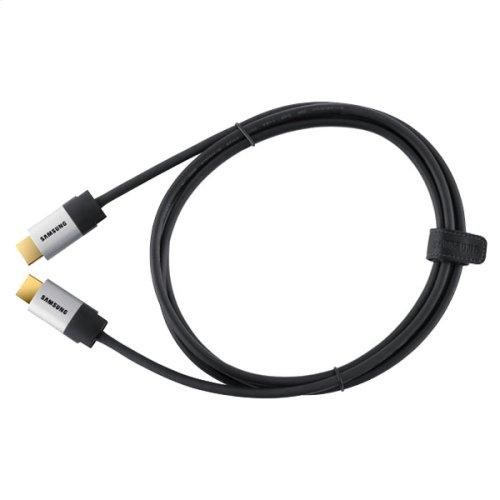 Swivel Head Design 3 ft. HDMI Cable