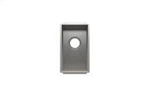 """UrbanEdge® 003601 - undermount stainless steel Kitchen sink , 9"""" × 16"""" × 8"""""""