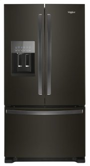 36-inch Wide French Door Refrigerator in Fingerprint-Resistant Stainless Steel - 25 cu. ft. Product Image