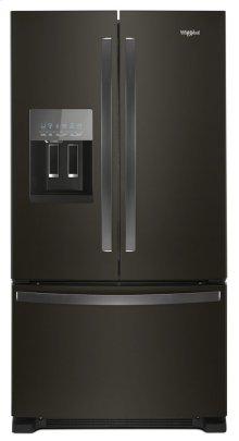 36-inch Wide French Door Refrigerator in Fingerprint-Resistant Stainless Steel - 25 cu. ft.