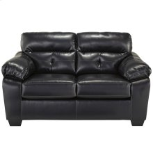 Benchcraft Bastrop Loveseat in Midnight DuraBlend [FBC-4299LS-MID-GG]