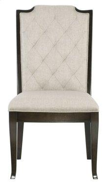 Sutton House Side Chair in Dark Mink (367)