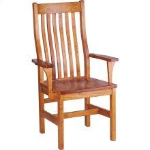 Marshall Arm Chair - Wood Seat