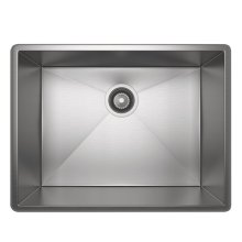 ROHL Single Bowl Stainless Steel Kitchen Or Laundry Sink