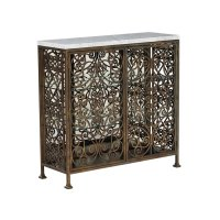 Volute Metal Console Product Image