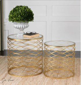 Zoa, Accent Tables, Set/2
