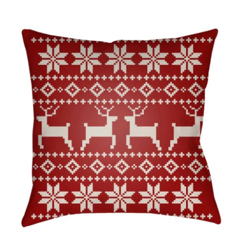"FAIR ISLE I PLAID-005 20"" x 20"""