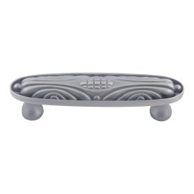 Odeon Pull 3 Inch (c-c) - Pewter