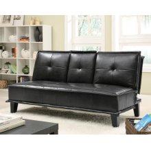 Contemporary Black Sofa Bed