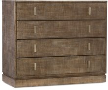 Melange Lulu Four-Drawer Chest