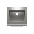 """Classic+ 000210 - farmhouse stainless steel Kitchen sink , 24"""" × 18"""" × 10"""" Product Image"""