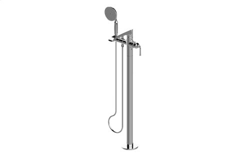 Finezza DUE Floor-Mounted Tub Filler