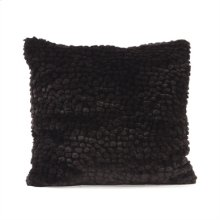"""16"""" x 16"""" Pillow Sable Ebony"""