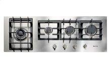 "Stainless Steel 44"" Gas 4 - Burner Designer Series"