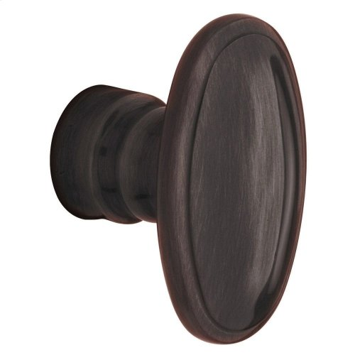 Venetian Bronze 5057 Estate Knob