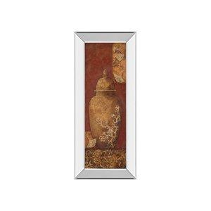 Asian Nuvo II By Angela Ferrante (mirrored Frame)