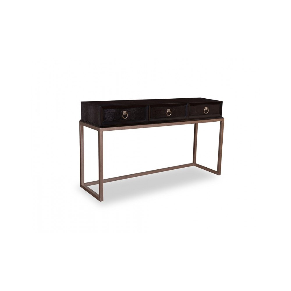Cosmopolitan Console Table Ebony