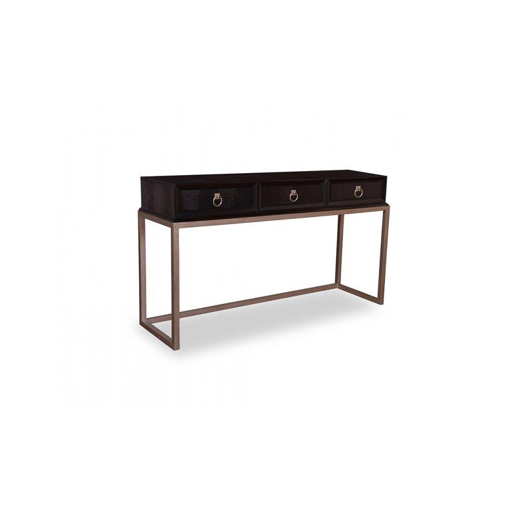 Cosmopolitan Console Table Ebony